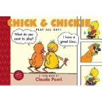 【预订】Chick and Chickie Play All Day!