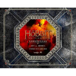 现货 英文原版 霍比特人3:五军之战 官方艺术画册设定集 The Hobbit: The Battle of the Five Armies ― CHRONICLES: Art Design