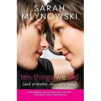 【预订】Ten Things We Did (and Probably Shouldn't Have) Y978006