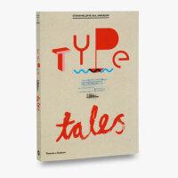 Type Tells Tales 字体讲述故事 平面字体设计书