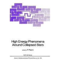 【预订】High Energy Phenomena Around Collapsed Stars