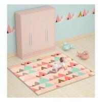 宝宝爬行垫厚家用婴儿爬爬垫儿童泡沫地垫客厅
