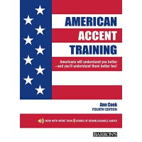 American Accent Training 巴朗-美语发音秘诀第4版【英文原版】