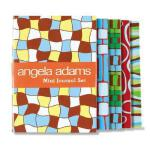 【预订】Angela Adams Mini Journal Set