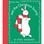 英文原版 圣诞绘本 Pat the the bunny 拍拍小兔子系列Merriy Christmas Bunny 儿
