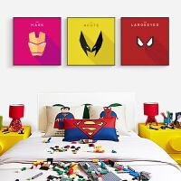 电影海报墙画壁画男孩房间挂画装饰画