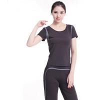 跳操跑步运动服 健身服瑜伽服套装 韩版女瑜伽服