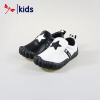 红蜻蜓童鞋男宝宝小童经典一脚蹬休闲鞋