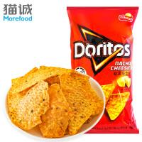 台湾进口 多力多滋 浓浓芝士味玉米片 薯片膨化食品休闲零食