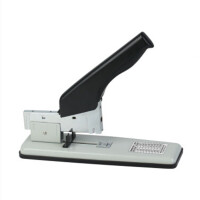 齐心 B3063 订书机200页(23/23)订书器 钉书针 装订器 重型订书机200页(23/23)订书器