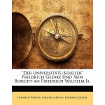 【预订】Der Universitats-Bereiser Friedrich Gedike Und Sein Ber