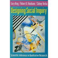 【预订】Designing Social Inquiry: Scientific Inference in