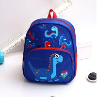儿童书包幼儿园小朋友早教恐龙女童男童卡通双肩背包宝宝1-4-6岁