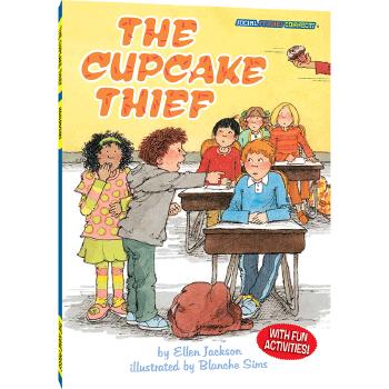 成长全知道:谁偷了我的蛋糕 Social Studies Connects : The Cupcake Thief 原版英语绘本故事书,美国一线教育专家团队倾力创作,同步提升语言能力、社会认知、社会适应能力、社会交往能力、经济意识,美国《教师杂志》甄选产品奖,美国大学社会学及教育学教授推荐