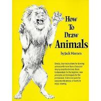 【预订】How to Draw Animals Y9780399508028