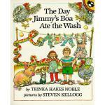 【预订】The Day Jimmy's Boa Ate the Wash Y9780140546231