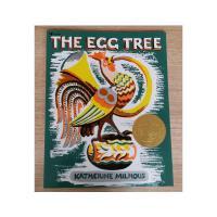 英文原版 The Egg Tree 彩蛋树 Katherine Milhous(凯瑟琳・米尔豪斯)1951年凯迪克金奖