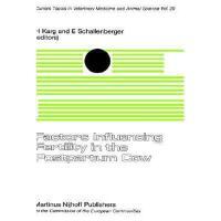 【预订】Factors Influencing Fertility in the Post-Partum