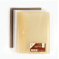 A3文件夹大号儿童画夹画册资料册试卷收纳册图纸8K绘画纸作品集 单个装