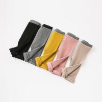 [限时3折价:41.1]戴维贝拉秋装新款儿童打底裤 宝宝毛线长裤DB9634