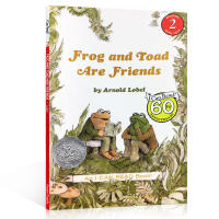 英文原版Frog and Toad Are Friends 汪培�E第三阶段 i can read level2