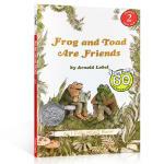 英文原版Frog and Toad Are Friends 汪培�E第三阶段 i can read level2