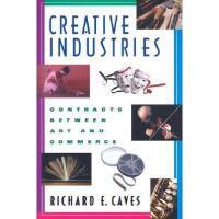 【预订】Creative Industries: Contracts Between Art and