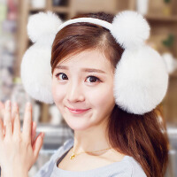 挂耳包护耳罩耳套女耳暖耳朵套男耳捂耳帽保暖韩版冬季天可爱儿童