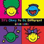 【现货】英文原版 It's Okay to Be Different (Todd Parr Classics) 没什么