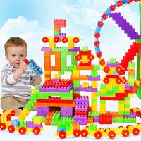 儿童大颗粒积木宝宝塑料拼插早教玩具力拼搭男女孩玩具3-6周岁