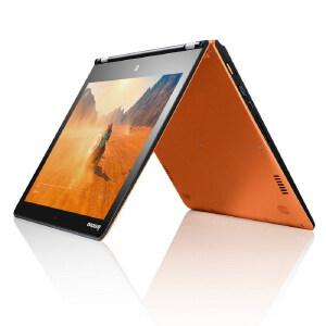 Lenovo联想 YOGA3 11.6英寸多模笔记本电脑 (Intel 5Y10 4G 256G固态 高清 IPS广视角炫彩屏 win8.1)日光橙