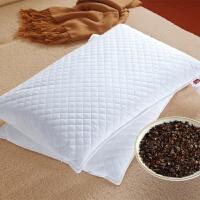艺被彩棉时尚防滑一对可用螨虫纯保健家居单人褥子荞麦壳枕芯热卖被褥荞麦皮薄被套子家居双人