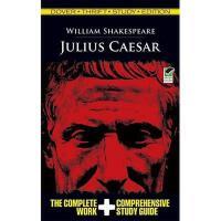 【预订】Julius Caesar Thrift Study Edition