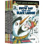 黑湖小学历险记 英文原版 Black Lagoon Collection 11-20 小学课外阅读章节书10册