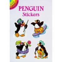 【预订】Penguin Stickers
