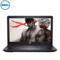 戴尔 DELL 灵越游匣15PR-5645B 15.6英寸游戏笔记本电脑 i5-7300HQ 8G 128GSSD+1T GTX1050-4G独显 Win10黑色官方标配