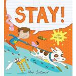【预订】Stay!: A Top Dog Story