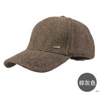 秋冬男士帽子时尚棒球帽男户外鸭舌帽潮款男帽