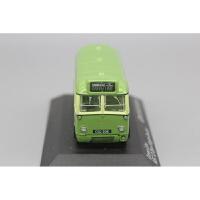 英国双层巴士模型1:76 AEC Type Q型 公交客车长途汽车Greenline品质定制新品 绿色单层长途汽车现货