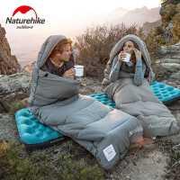 Naturehike挪客睡袋大人户外露营夏季薄款成人便携冬季保暖羽绒棉