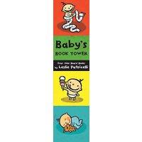 宝宝塔书【现货】英文原版童书 BABY'S BOOK TOWER 培养宝宝行为习惯 幼儿入门启蒙 亲子读物