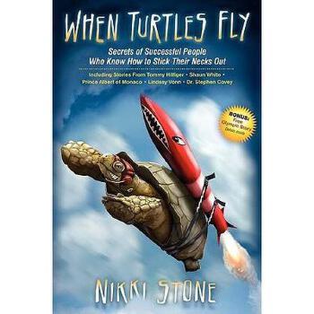 【预订】When Turtles Fly: The Secrets of Successful People 美国库房发货,通常付款后3-5周到货!