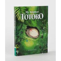 【中商原版】宫崎骏:龙猫(明信片30张)英文原版 My Neighbor Totoro: 30 Postcards 卡