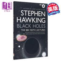 【中商原版】黑洞:里斯讲座 英文原版 Black Holes: The Reith Lectures 斯蒂芬霍金 Stephen Hawking Bantam