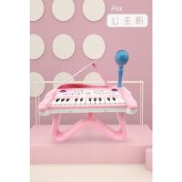 电子钢琴儿童初学者女孩电子琴玩具宝宝男孩初学1-3岁
