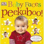 【预订】Baby Faces Peekaboo!