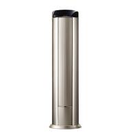 格力 I铂变频KFR-72LW/(72550)FNhAa-A2 3匹圆柱立柜式家用冷暖空调(奢华金)