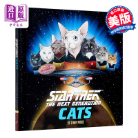 星际迷航之猫二代 英文原版 Star Trek: The Next Generation Cats Jenny Par
