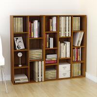 [当当自营]慧乐家 鲁比克收纳柜组合套装 书柜 储物柜 置物架 深红樱桃木色 FNAJ-11178