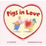【预订】Pigs in Love